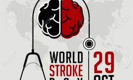 World stroke day October 29th stay one step ahead of your health with the Quest Pulse Oximeter