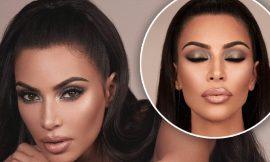 How to Create that Sexy Iconic  Kim Kardashian Smokey Eye