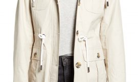 The perfect lightweight women trench coat